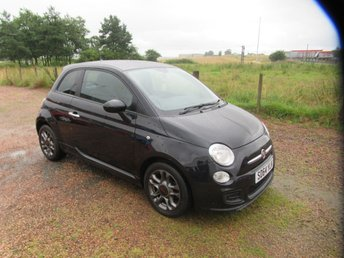2014 FIAT 500 1.2 S 3d 69 BHP £5695.00