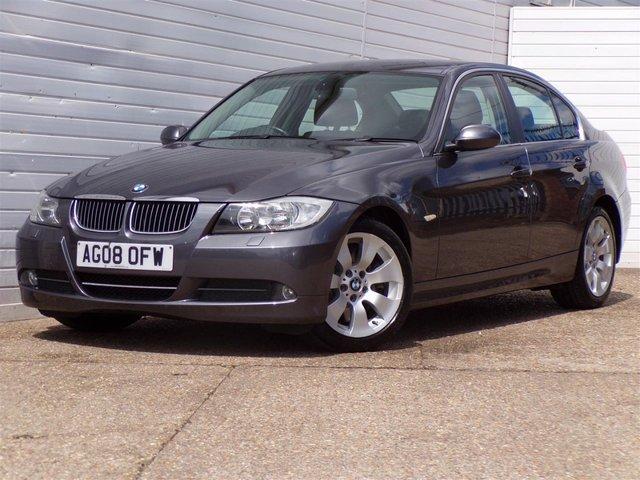 USED 2008 08 BMW 3 SERIES 3.0 330D SE 4d 228 BHP JULY 2020 MOT FULL HISTORY