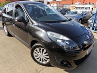 2010 RENAULT GRAND SCENIC 1.6 EXTREME VVT 5d 109 BHP £3290.00