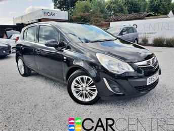 View our 2012 62 VAUXHALL CORSA 1.4 SE 5d AUTO 98 BHP