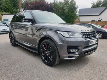 2013 LAND ROVER RANGE ROVER SPORT 3.0 SDV6 AUTOBIOGRAPHY DYNAMIC 5d AUTO 288 BHP £SOLD