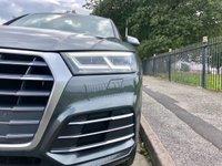 USED 2017 17 AUDI Q5 2.0 TDI QUATTRO S LINE 5d AUTO 188 BHP