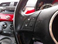 USED 2008 08 FIAT 500 1.4 LOUNGE 3d 99 BHP NEW MOT, SERVICE & WARRANTY
