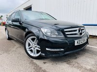 2012 MERCEDES-BENZ C CLASS 2.1 C250 CDI BLUEEFFICIENCY AMG SPORT 5d AUTO 202 BHP £7925.00