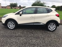 USED 2014 14 RENAULT CAPTUR 1.5 dCi ENERGY Dynamique MediaNav (s/s) 5dr Free Tax ! 83 MPG ! Low Miles!