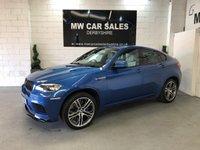 2013 BMW X6 4.4 M 4d AUTO 548 BHP £31790.00