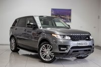 USED 2014 64 LAND ROVER RANGE ROVER SPORT 3.0 SDV6 HSE DYNAMIC 5d AUTO 288 BHP JULY 2020 MOT & Just Been Serviced