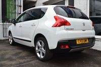 USED 2013 13 PEUGEOT 3008 1.6 ALLURE HDI FAP 5d 115 BHP STUNNING PEUGEOT 3008 ALLURE IN WHITE