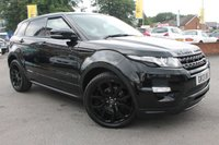 USED 2013 13 LAND ROVER RANGE ROVER EVOQUE 2.2 SD4 DYNAMIC 5d AUTO 190 BHP TOP OF THE RANGE - MASSIVE SPEC - STEALTH STYLING