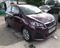 USED 2016 66 PEUGEOT 108 1.0 ACTIVE 5d 68 BHP