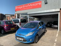 USED 2012 62 FORD FIESTA 1.4 TITANIUM TDCI 5d 69 BHP EXCEPTIONALLY CHEAP TO RUN, LOW CO2 EMISSIONS. TOP SPEC WITH DAYTIME RUNNING LIGHTS, ELECTRIC FRONT WINDOWS, AIR CON, STEERING WHEEL CONTROLS AND AUX INPUT, MEETS LARGE CITY EMISSION STANDARDS!