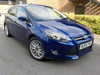 2014 FORD FOCUS 1.0 ZETEC 5d 124 BHP £6495.00