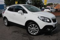 USED 2014 64 VAUXHALL MOKKA 1.6 SE S/S 5d 113 BHP MEGA SPECIFICATION - GREAT HISTORY - ONLY 2 OWNERS - LOW MILES
