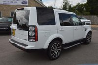 USED 2014 LAND ROVER DISCOVERY 3.0 SD V6 HSE 5dr NEW SHAPE*BLACK LEATHER*TOWBAR