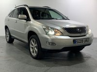 USED 2009 09 LEXUS RX 3.5 350 LTD EDITION 5d AUTO 273 BHP
