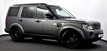 2015 LAND ROVER DISCOVERY 4 3.0 SD V6 HSE (s/s) 5dr Auto £24995.00