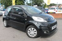 USED 2013 13 PEUGEOT 107 1.0 ACTIVE 3d 68 BHP EXCELLENT SERVICE HISTORY - ONLY 2 OWNERS - MEGA LOW MILES FOR ITS AGE