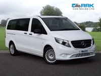 2017 MERCEDES-BENZ VITO 2.1 119 BLUETEC TOURER SELECT 5d AUTO 190 BHP £19990.00