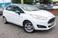 USED 2013 07 FORD FIESTA 1.6 ZETEC 5d AUTO 104 BHP A REAL HEAD TURNER - RARE AUTOMATIC - SERVICE HISTORY - 2 OWNERS