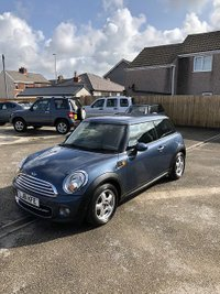 USED 2011 61 MINI HATCH COOPER 1.6 COOPER D 3d 112 BHP