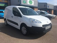 USED 2013 63 PEUGEOT PARTNER 1.6 HDI SE L1 625 1d 74 BHP **NO VAT** ONLY 50,000 MILES, 6 MONTHS WARRANTY & FINANCE ARRANGED. **NO VAT** Last Service @ National Tyres on 10/1/2019 @ 47,194, A choice of 10 in stock, Only 50,000 Miles,  E/W, Electric mirrors, CD/radio, driver's airbag, factory fitted bulk head, Side loading door, remote Central Locking, Drivers Airbag, Radio, Steering Column Radio Control, Side Loading Door, Barn Rear Doors, spare key, finance arranged on site & 6 months premium Autoguard warranty.