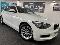 USED 2013 13 BMW 1 SERIES 1.6 116D 5d 114 BHP FULL SERVICE HISTORY!!!
