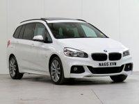 2016 BMW 2 SERIES 2.0 218D M SPORT GRAN TOURER 5d 148 BHP [7 SEATS] [£1,905 OPTIONS] £14945.00