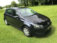 USED 2010 60 VOLKSWAGEN POLO 1.2 S 5d 60 BHP **EXCELLENT FINANCE PACKAGES**FULL STAMPED SERVICE HISTORY**LOW RUNNING COSTS**