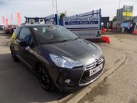 USED 2016 65 DS DS 3 1.6 BLUEHDI DSTYLE S/S 3d 98 BHP