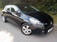2013 RENAULT CLIO 1.1 EXPRESSION PLUS 16V 5d 75 BHP £SOLD