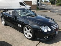 2008 MERCEDES-BENZ SL 3.5 SL350 2d AUTO 272 BHP £SOLD