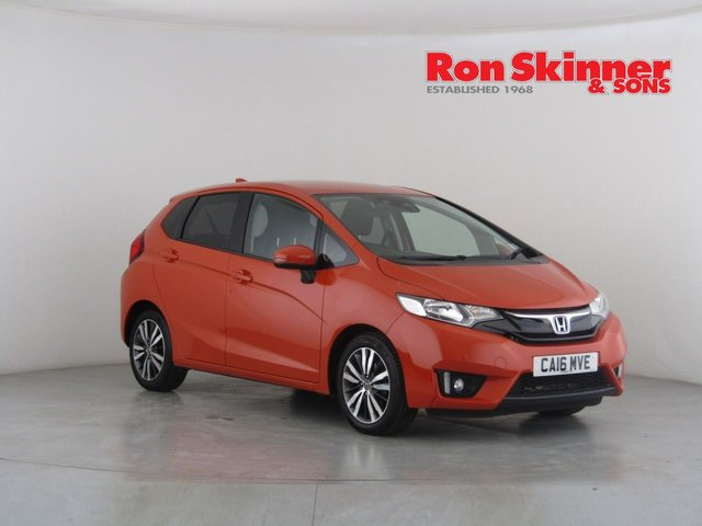 View our 2016 16 HONDA JAZZ 1.3 I-VTEC EX 5d AUTO 101 BHP