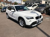 USED 2012 61 BMW X1 2.0 SDRIVE18D SE 5d 141 BHP ONLY 2 OWNERS FROM NEW