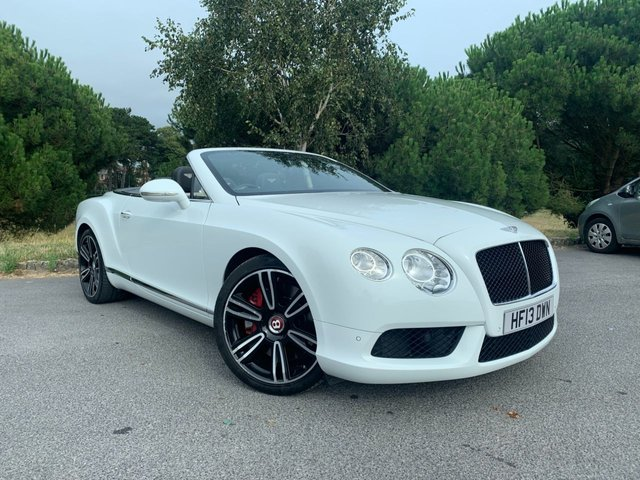 View our BENTLEY CONTINENTAL GTC
