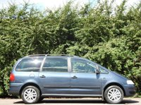 USED 2005 05 VOLKSWAGEN SHARAN 1.9 SE TDI 5d 114 BHP OVER 50 MPG A/C DRIVES SUPERB
