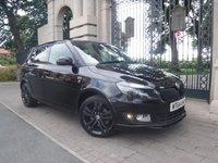 2014 SKODA FABIA 1.2 BLACK EDITION 5d 105 BHP £6995.00
