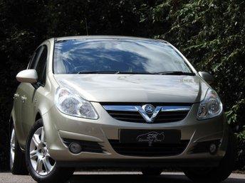 2010 VAUXHALL CORSA 1.4 SE 5d AUTO 98 BHP £4990.00