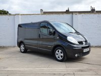 2014 RENAULT TRAFIC 2.0 SL27 SPORT DCI S/R P/V 1d 115 BHP £6150.00