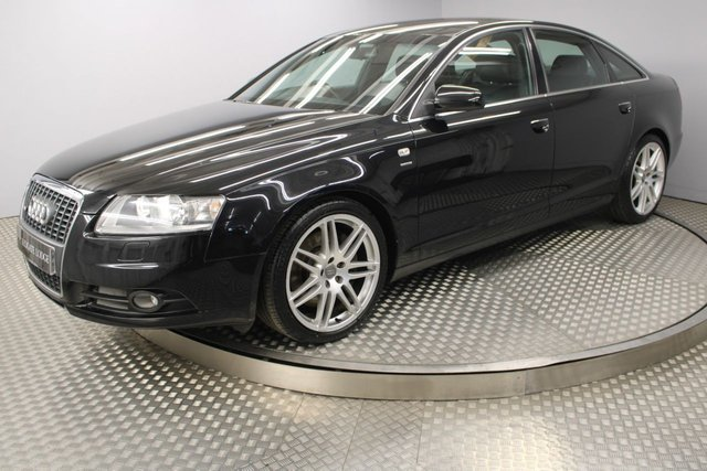 USED 2008 AUDI A6 2.7 TDI LE MANS EDITION 4d 177 BHP