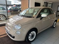 2013 FIAT 500 1.2 COLOUR THERAPY 3d 69 BHP £4195.00