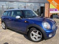 2007 MINI CLUBMAN 1.6 COOPER 5d 118 BHP £3495.00