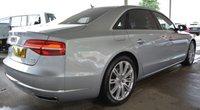 USED 2014 64 AUDI A8 3.0 L TDI QUATTRO SE EXECUTIVE 4d AUTO 254 BHP