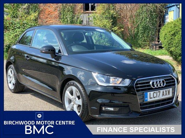 2017 Audi A1 Tfsi Sport £11,495
