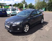 USED 2011 61 FORD FOCUS 1.6 ZETEC THIS VEHICLE IS AT SITE 2 - TO VIEW CALL US ON 01903 323333