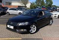 2014 VOLKSWAGEN PASSAT 1.6 S TDI BLUEMOTION TECHNOLOGY 4d 104 BHP £6995.00