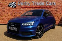 USED 2017 17 AUDI A1 2.0 S1 COMPETITION QUATTRO 3d 228 BHP