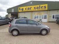 USED 2010 60 VOLKSWAGEN GOLF PLUS 1.6 S TDI 5d 103 BHP