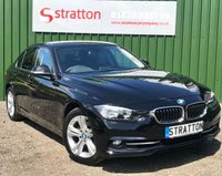 2016 BMW 3 SERIES 2.0 320I SPORT 4d AUTO 181 BHP
