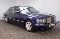 USED 2000 BENTLEY ARNAGE 6.8 RED LABEL 4d 401 BHP FULL SERVICE HISTORY