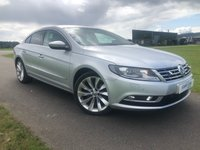 USED 2013 13 VOLKSWAGEN CC 2.0L GT TDI BLUEMOTION TECHNOLOGY 4d 138 BHP